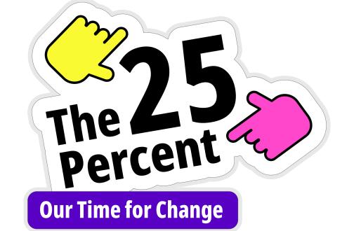 The 25th Percent