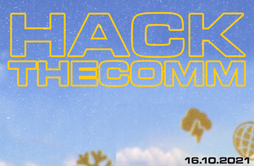 HACKTHECOMM Event