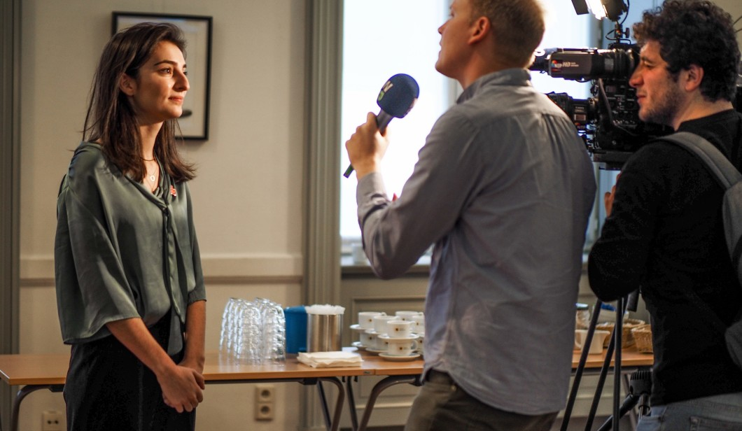 interview tv