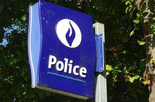 politiebord