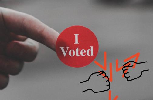 einde verkiezingen