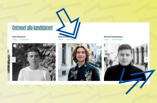 kandidatenpagina